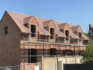 hellende daken Devriesere Tom Kortrijk